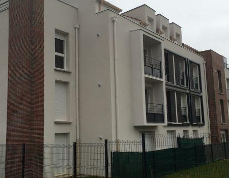Construction de 38 logements, Nogent sur Oise (60)