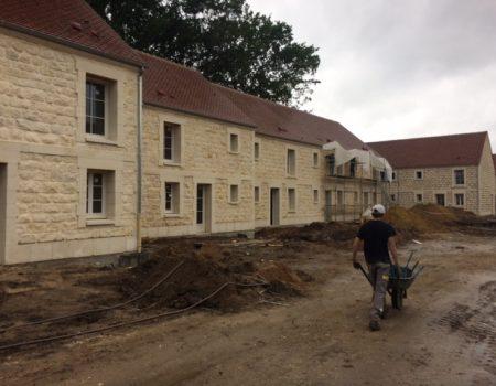 Construction de 16 logements individuels, Coye-La-Forêt (60)