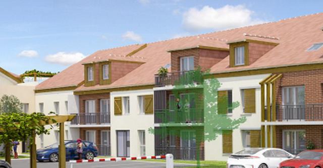 Construction de 35 logements, Nogent sur Oise (60)