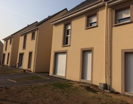 Construction de 18 logements individuels, Hanvoile (60)