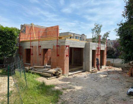 Construction d'une extension, Meudon (92)