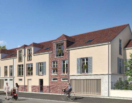 Construction de 43 logements collectifs, Nogent-sur-Oise (60)